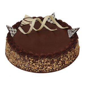 Chocolate Walnut Truffle