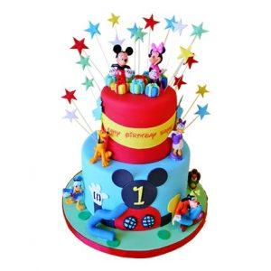 Designer Disney Cake