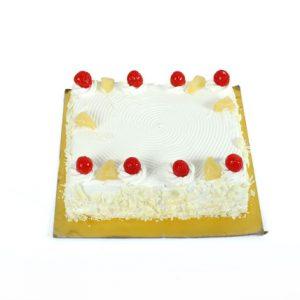 Pineapple Squar Cake