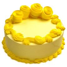 Butterscotch Mango Cream Cake